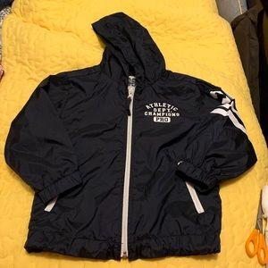 The Children's Place Boys Size XS 4 Jacket Hood